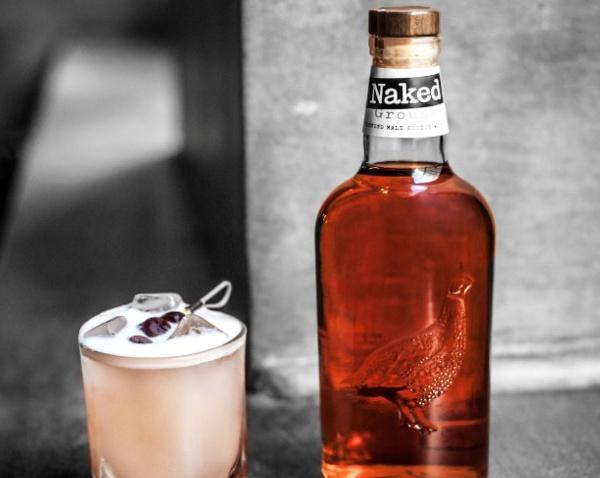 Nouveauté whisky : Naked Grouse