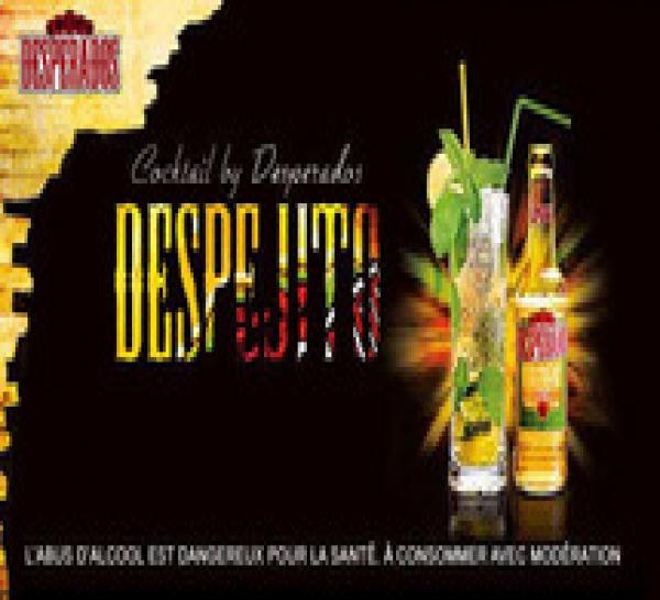 Le cocktail Despejito au Desperados Wild Bar (vidéo)