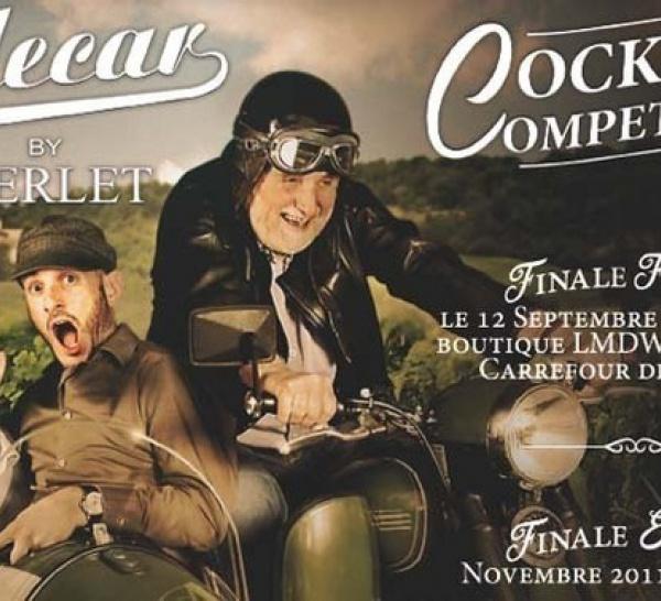 Compétition Sidecar by Merlet : les cocktails des participants (en vidéo)