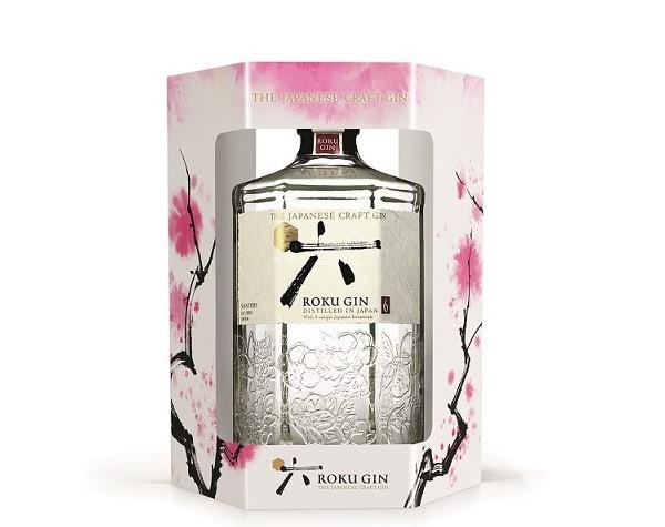 Roku Gin : édition limitée Sakura par OHGUSHI