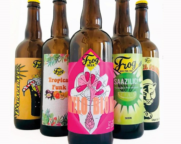 The Frog Brewer's Project by FrogPubs