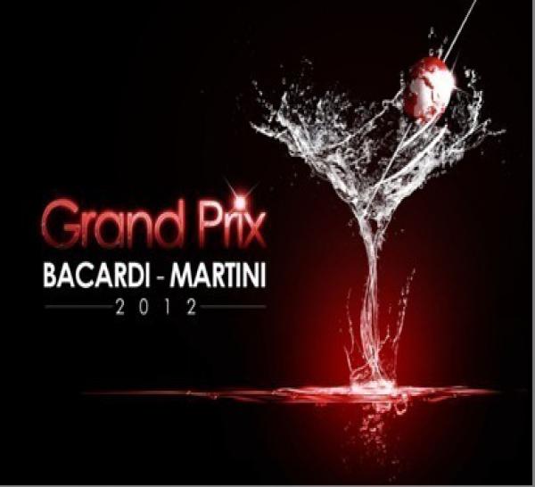 Finalistes du Grand Prix Bacardi Martini 2012