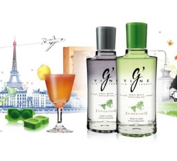 G'Vine Gin Connaisseur Program, l'édition 2012 est lancée !