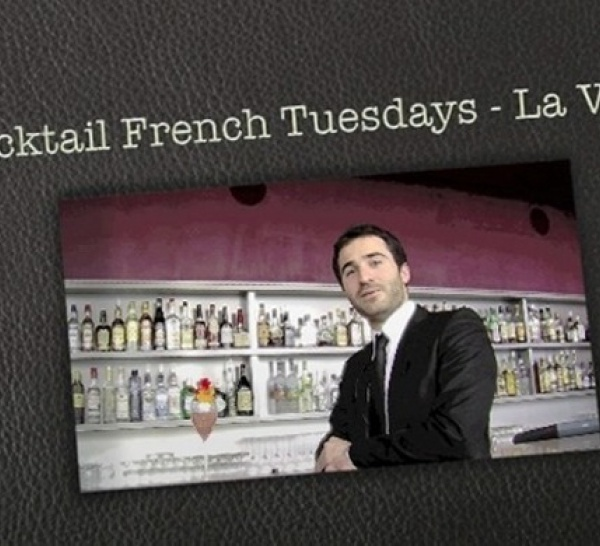 Cocktail French Tuesdays by Grey Goose