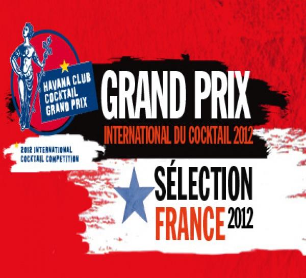 Sélection France du Grand Prix Havana Club 2012 : les 10 barmen finalistes