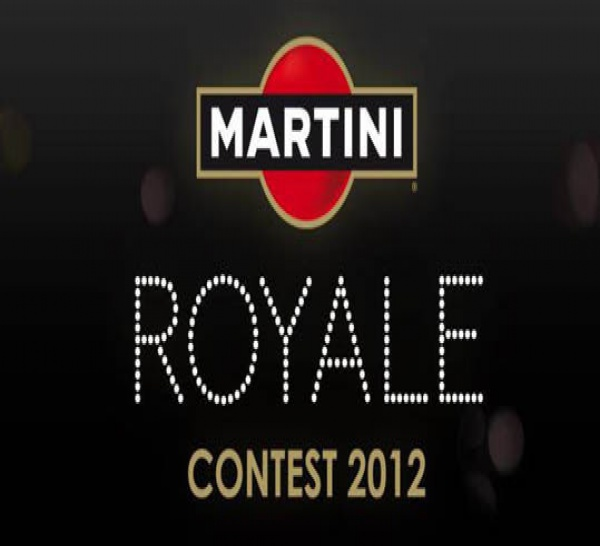 NOUVEAU : 1 er Martini Royale Contest
