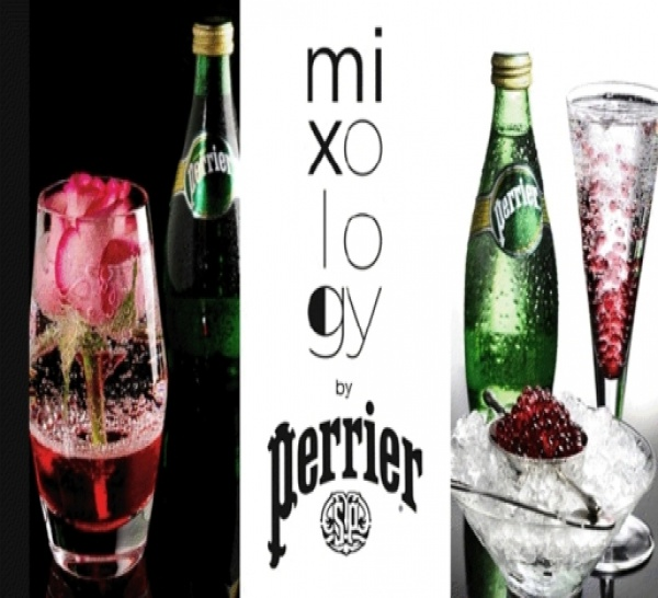 Mixology by Perrier et ses cocktails de l'été