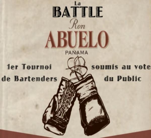 Battle Ron Abuelo Panama