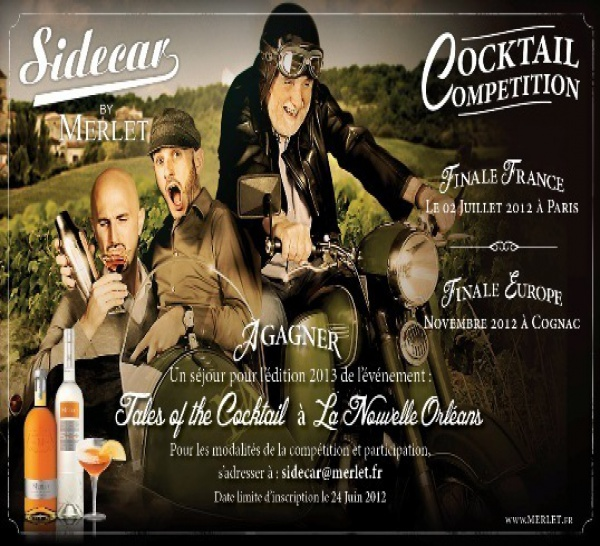 Finale France du Sidecar By Merlet 2012 : And the winner is …
