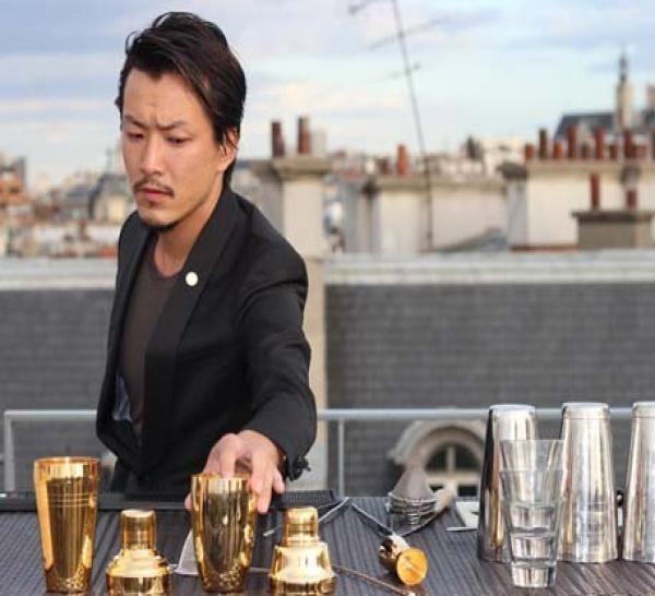 Bacardi Legacy : Speak Low, le cocktail gagnant de Shingo Gokan