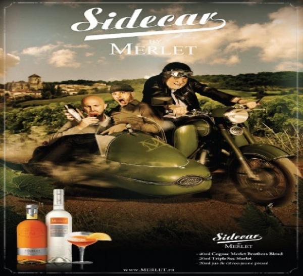 Finale Européenne « Sidecar by Merlet » 2012
