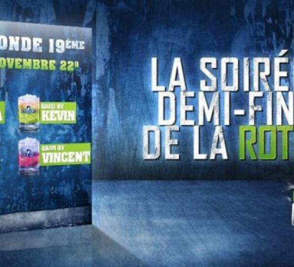Caïpiroska Contest by Eristoff : demi-Finale de La Rotonde