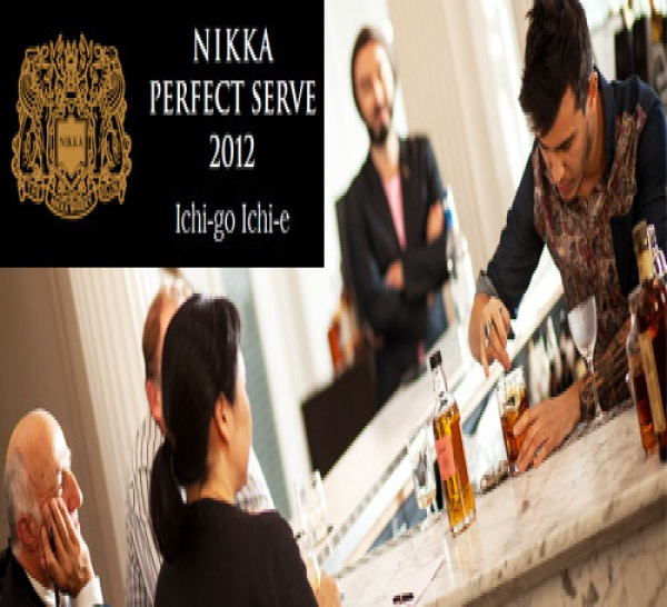 Nikka Perfect Serve 2012 : and the winner is…