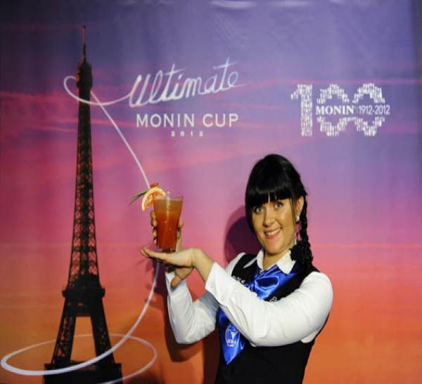 Ultimate Monin Cup Final  : un concours de mixologie de haute volée