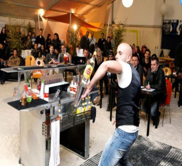 SIP Bartender Challenge 2013