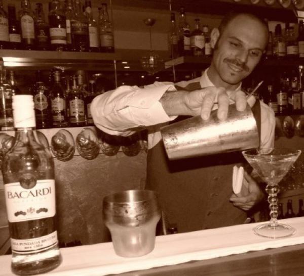 Bacardi Legacy Cocktail Competition 2013 // Vincent Eliot