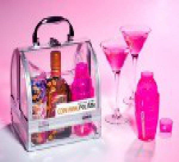 Cointreau lance le cocktail kit by Cointreaupolitan