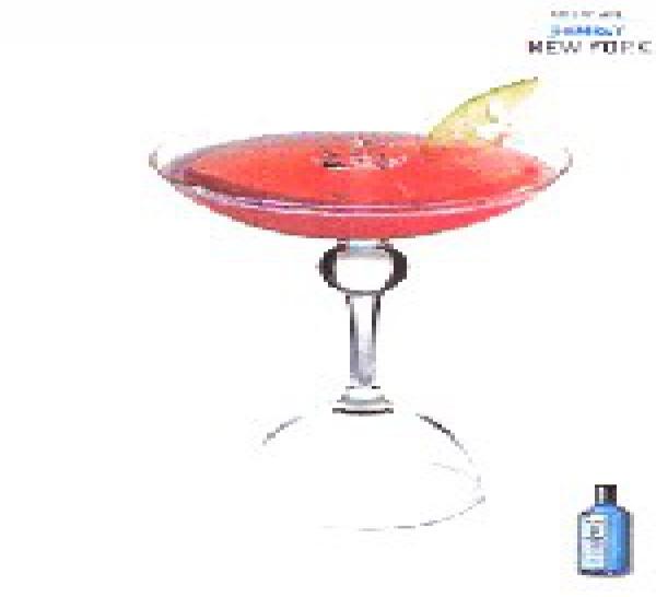 Cocktail Bombay New York