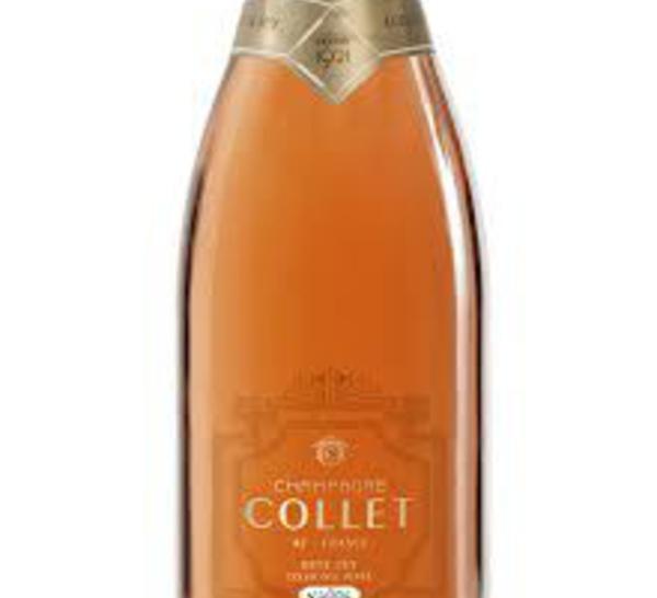 Champagne Collet lance un rosé gourmand