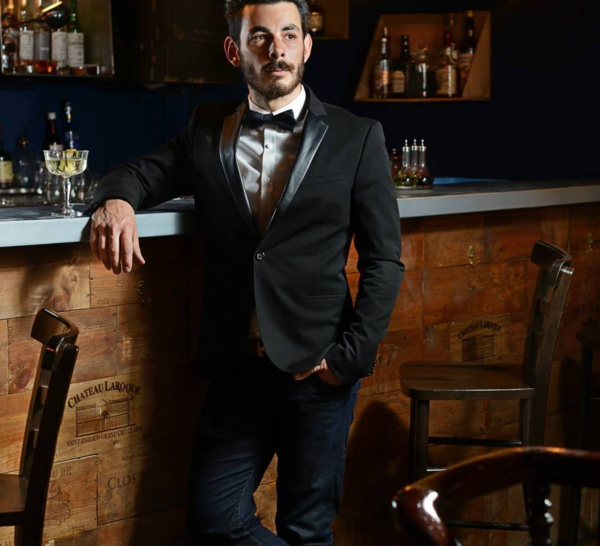 Bartenders at work by Infosbar : le CV express de Romain Krot