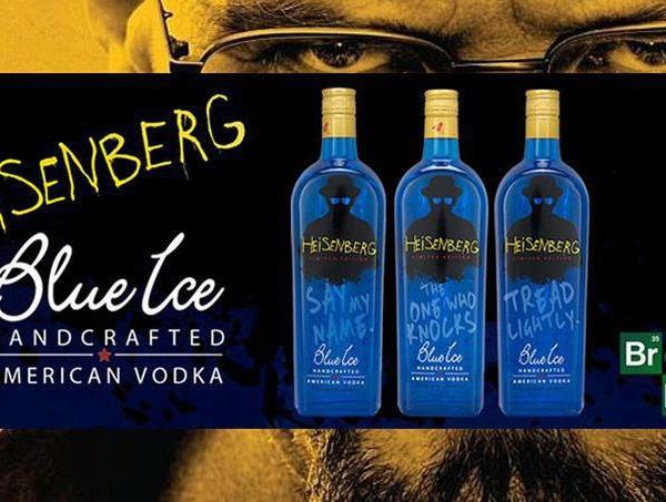 Breaking Bad, la vodka !
