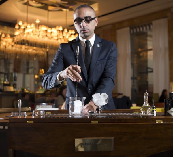 Bartenders at work by Infosbar : le CV express de Christopher Gaglione