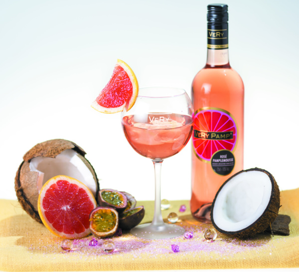 Les vins VeRy se dégustent aussi en cocktails.