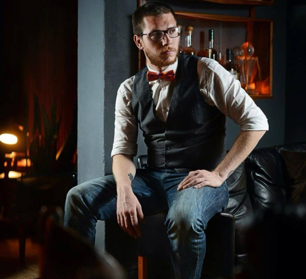 Bartenders at work by Infosbar : le CV express de Morgan Dubreuil