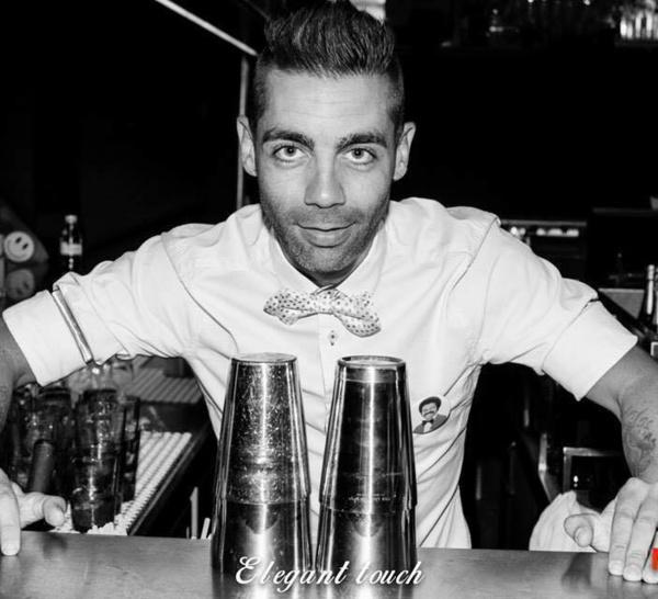 Bartenders at work by Infosbar : le CV express de Xavier Gilly
