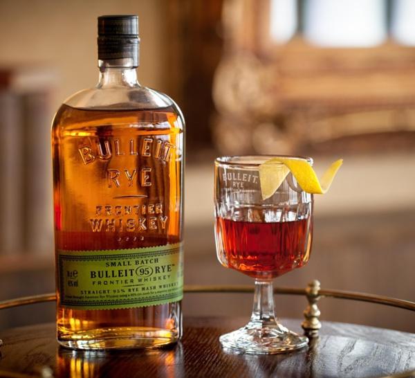 Bulleit Frontier Whiskey arrive en France