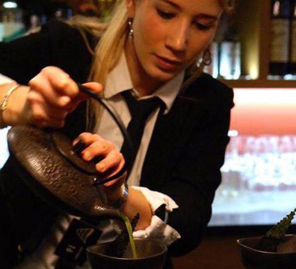Bartenders at work by Infosbar : le CV express d'Anne-Flore Mersch