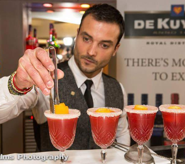 Bartenders at work by Infosbar : le CV express de Charley Gery