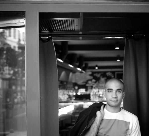 Bartenders at work by Infosbar : le CV express de Franck Dedieu