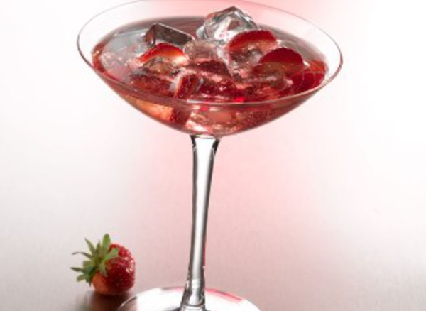 Cocktail Nuage De Fruits Rouges by L'Héritier-Guyot