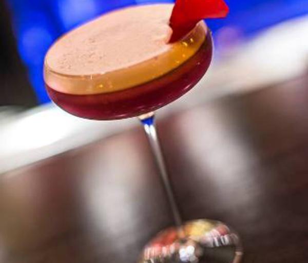 """""""Le Contemporain"""" : cocktail spécial FIAC 2015 au Qu4tre"""