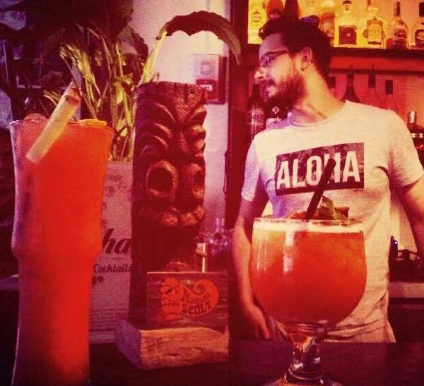 Bartenders at work by Infosbar : le CV express de Nicolas Monier