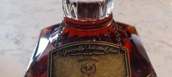 Jack Daniel's lance un whisky en hommage à Motörhead