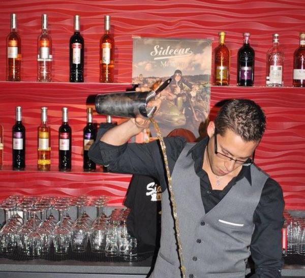 Bartenders at work by Infosbar : le CV express de Germain Loiseau