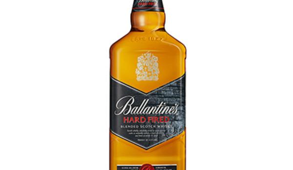 Nouveauté : Ballantine's Hard Fired