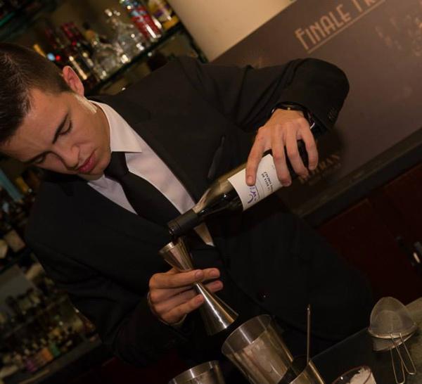 Bartenders at work by Infosbar : le CV express de Paul Périé