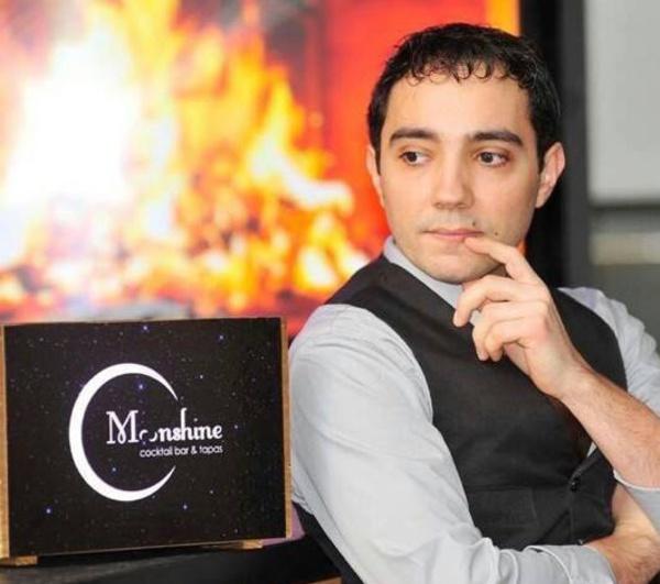 Bartenders at work by Infosbar : le CV express de Gilles Pereira