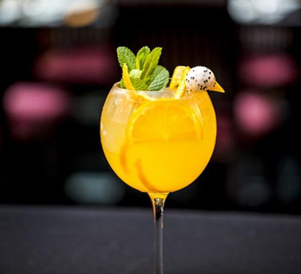 Cocktail spécial Euro 2016 à l'Hôtel du Collectionneur