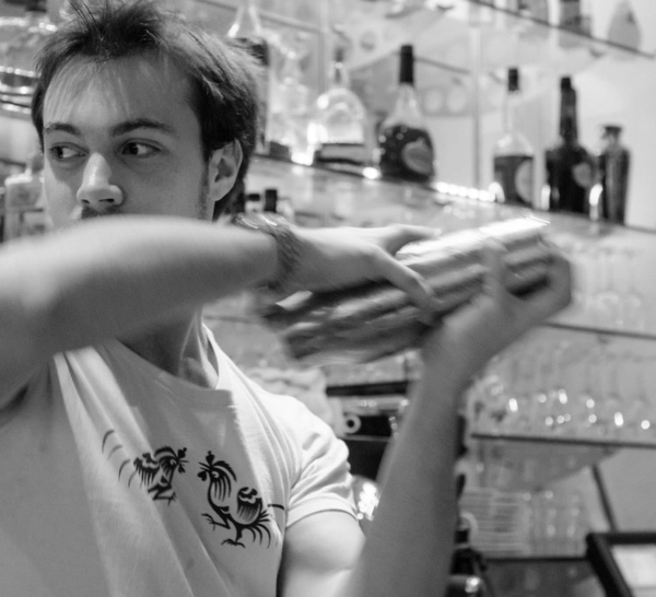 Bartenders at work by Infosbar : le CV express de Tristan Simon