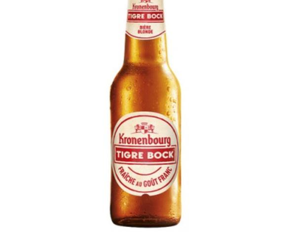 La Kronenbourg Tigre Bock débarque en grande distribution