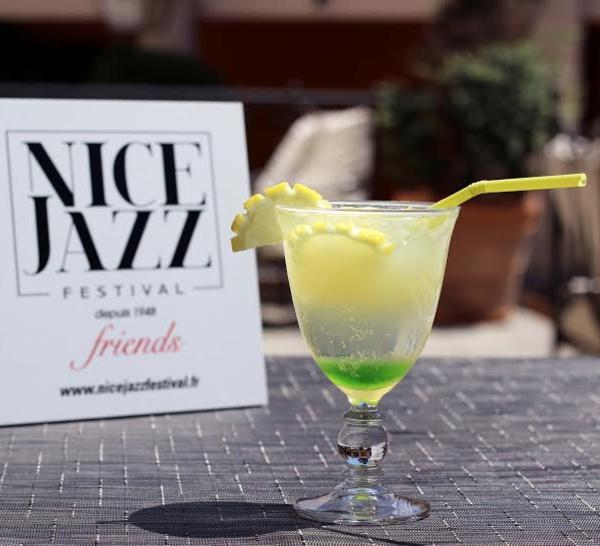 Cocktail Nice Jazz Festival