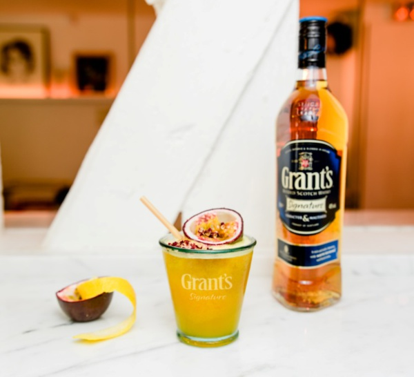 Cocktails d'été by Grant's
