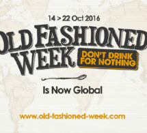 Les ambassadeurs de la Old Fashioned Week 2016