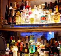 Le bar à cocktails de Mamma Primi à Paris