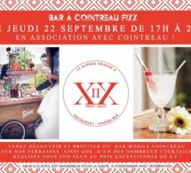 Afterwork Cointreau au Vingt-2 à Paris