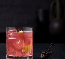 """Cocktail """"Pour des Prunes"""" by Joseph Akhavan"""